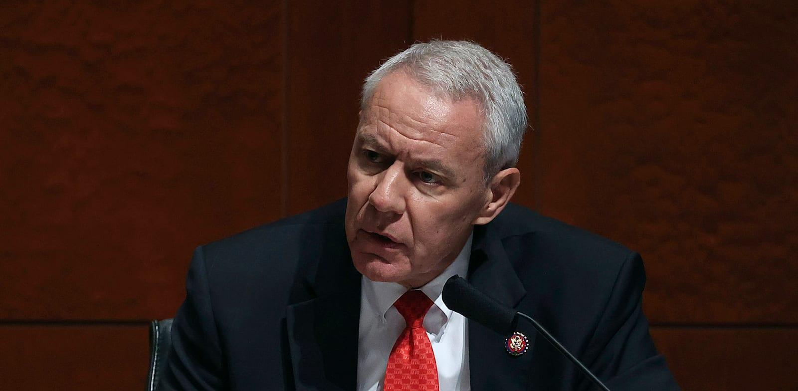 חבר הקונגרס קן באק / צילום: Associated Press, Chip Somodevilla/Pool