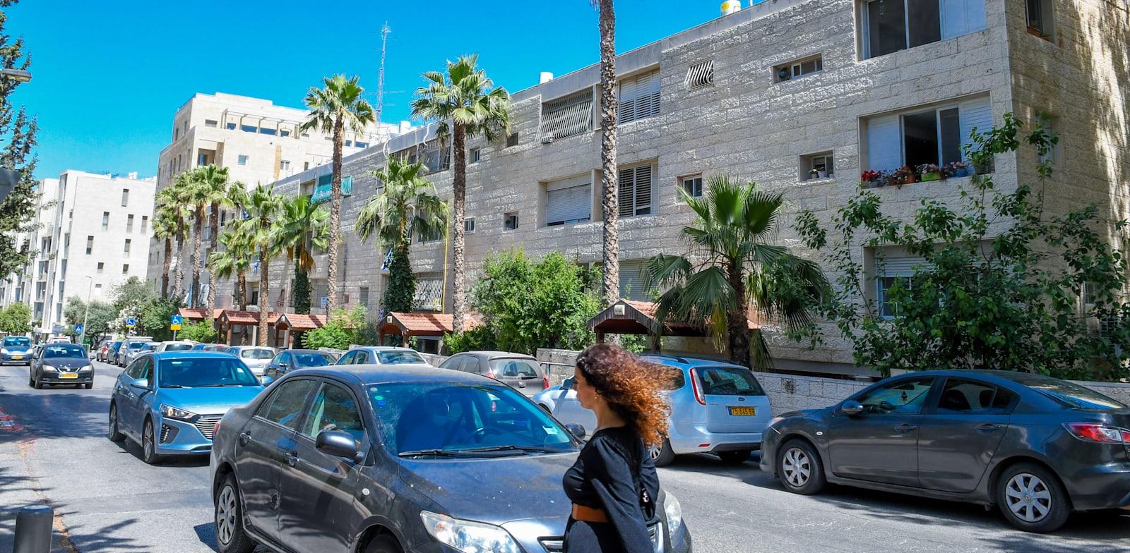 התחדשות עירונית בירושלים / צילום: רפי קוץ