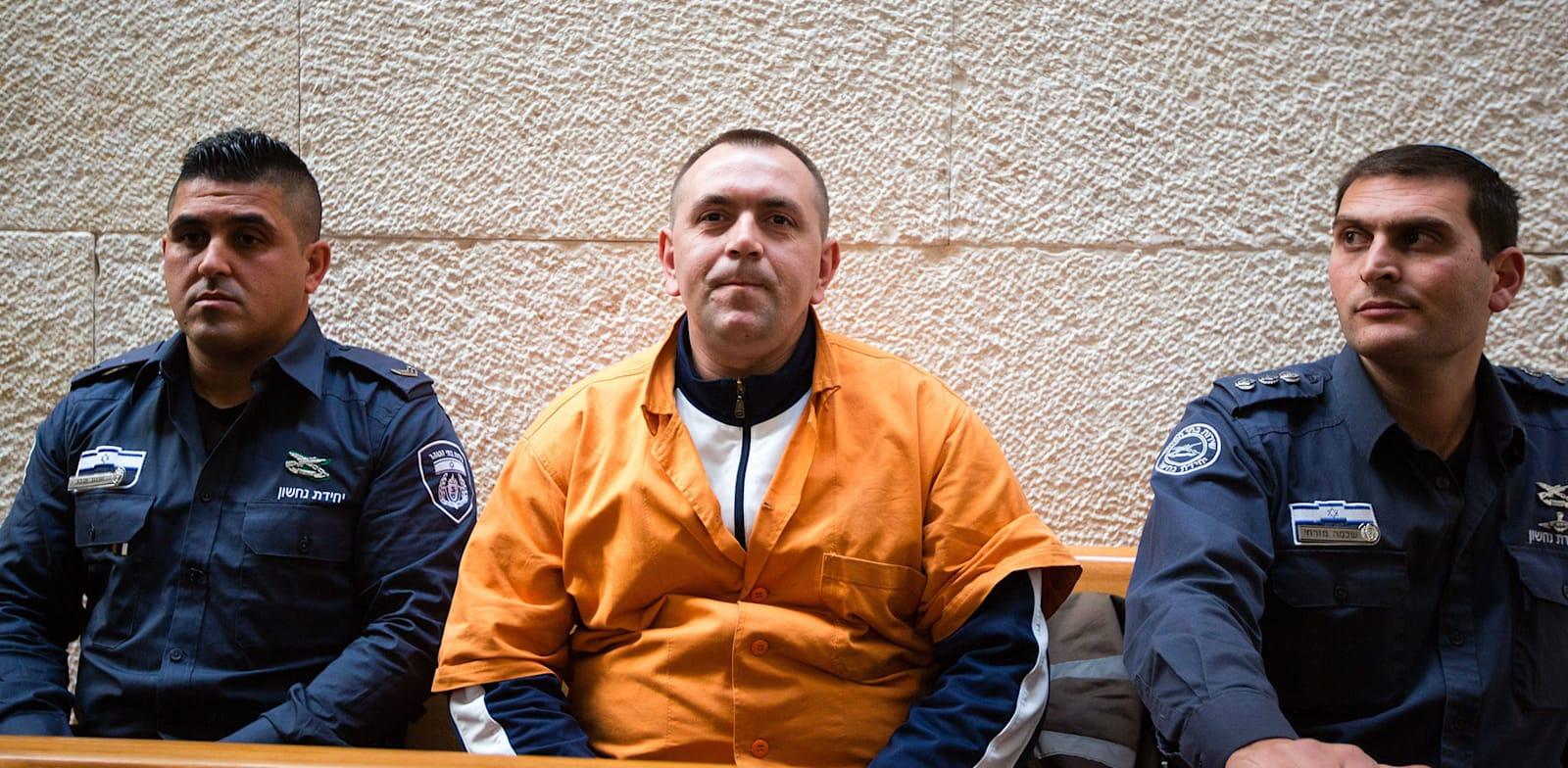 רומן זדורוב / צילום: דודי ועקנין