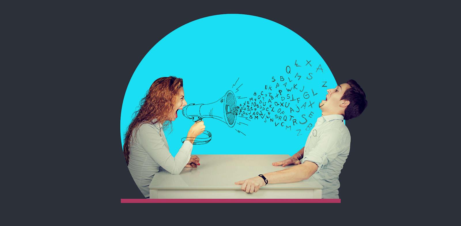 איך מנמיכים את הלהבות במקום העבודה? / צילום: Shutterstock