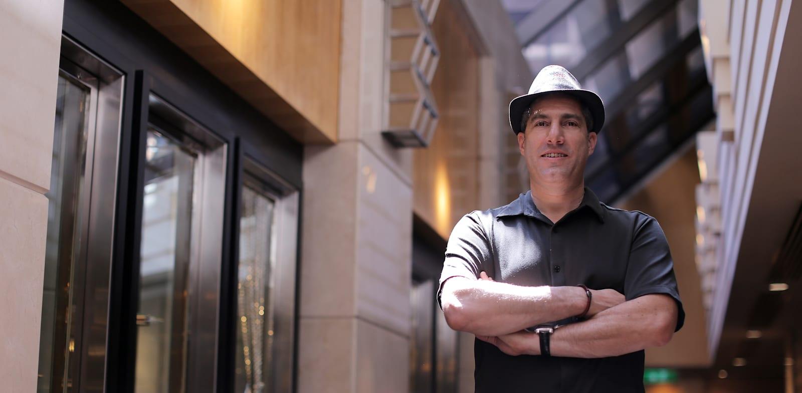 """מנכ״ל ביונד סקיוריטי אבירם חניק / צילום: יח""""צ"""