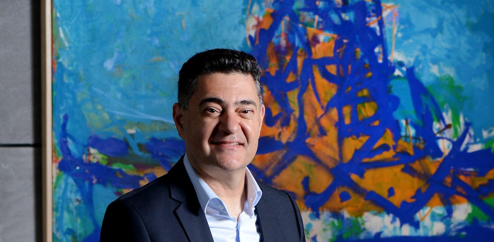 עודד סלומי, ראש חטיבת התשלומים בנק ישראל / צילום: איל יצהר
