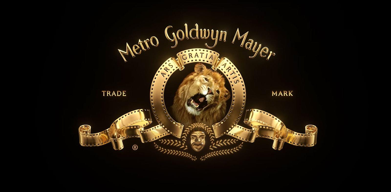 לוגו אולפני MGM / צילום: יוטיוב