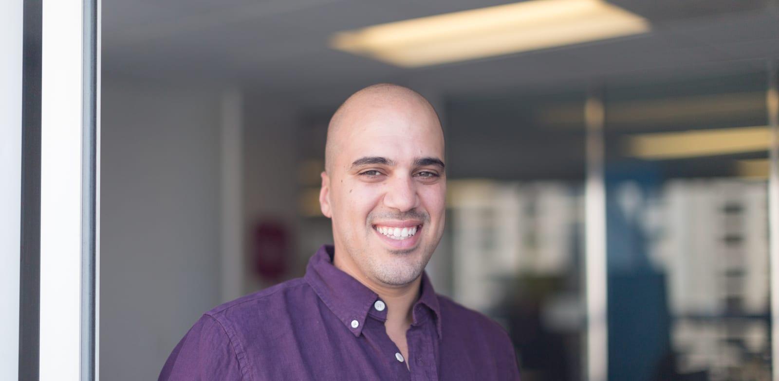 "דן עדיקא, מנכ""ל הסטארט אפ הישראלי ווקמי WalkMe / צילום: יח""צ WalkMe"