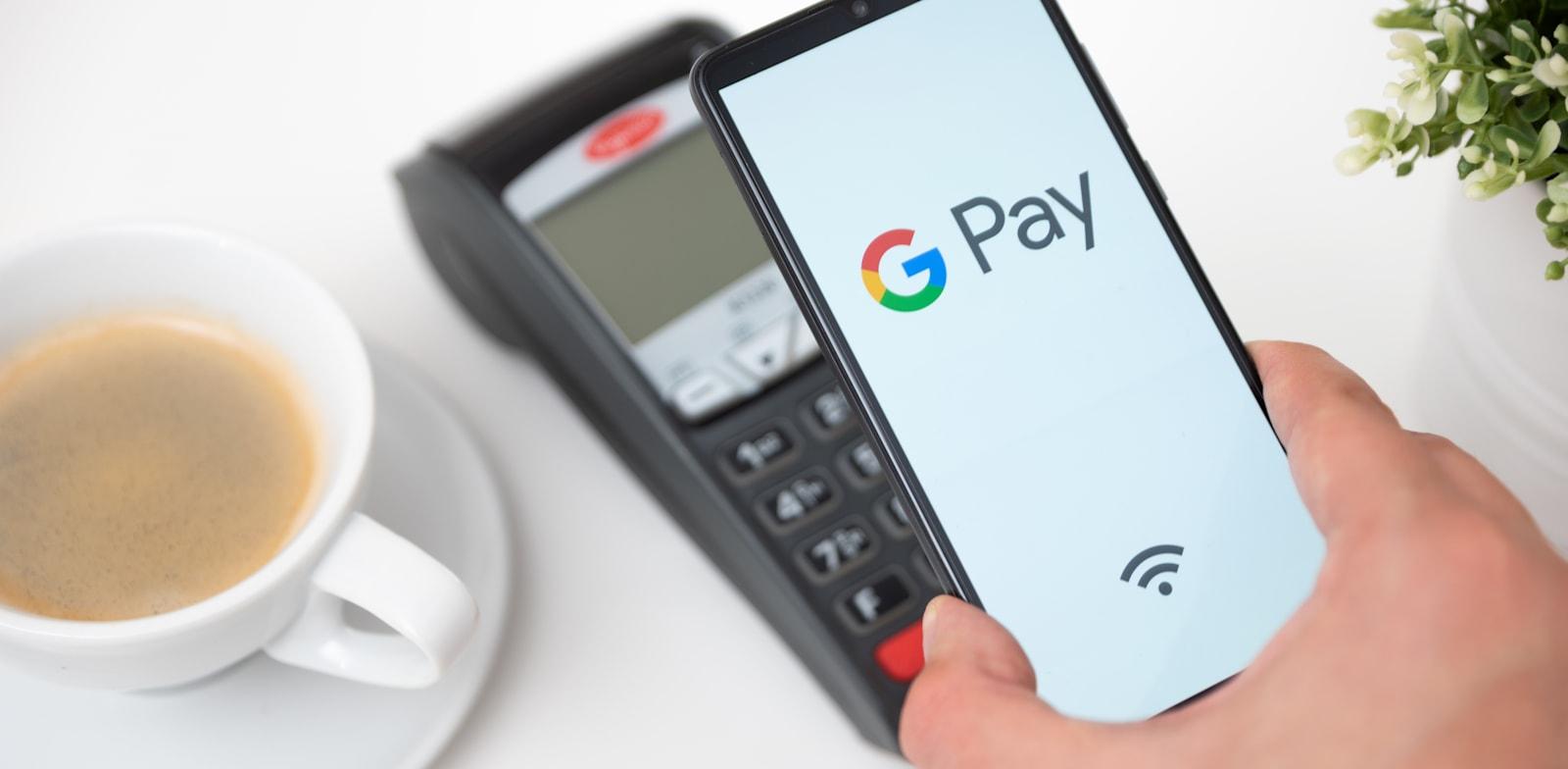 Google Pay  credit: Shutterstock