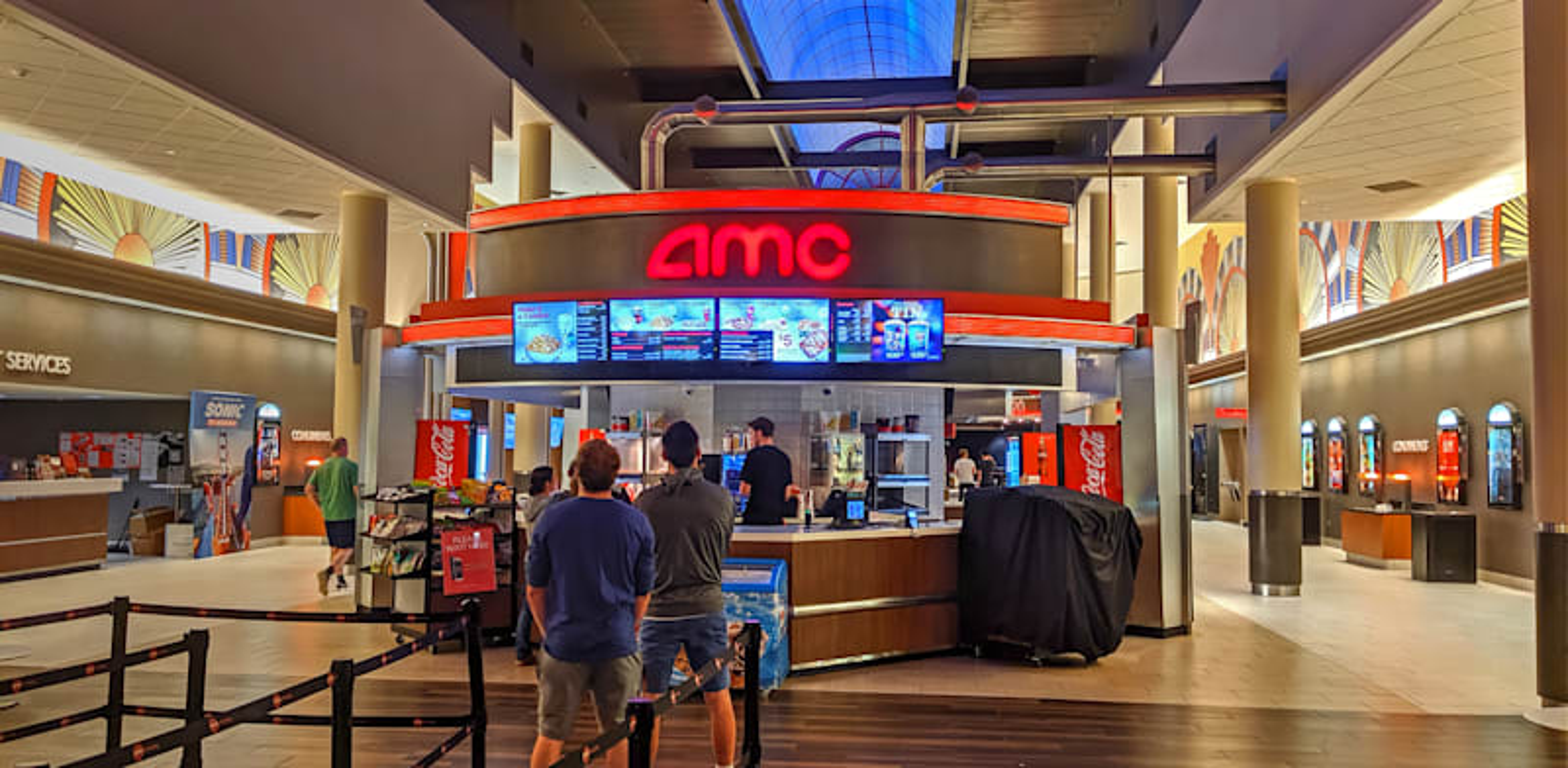 בית קולנוע של AMC / צילום: Shutterstock