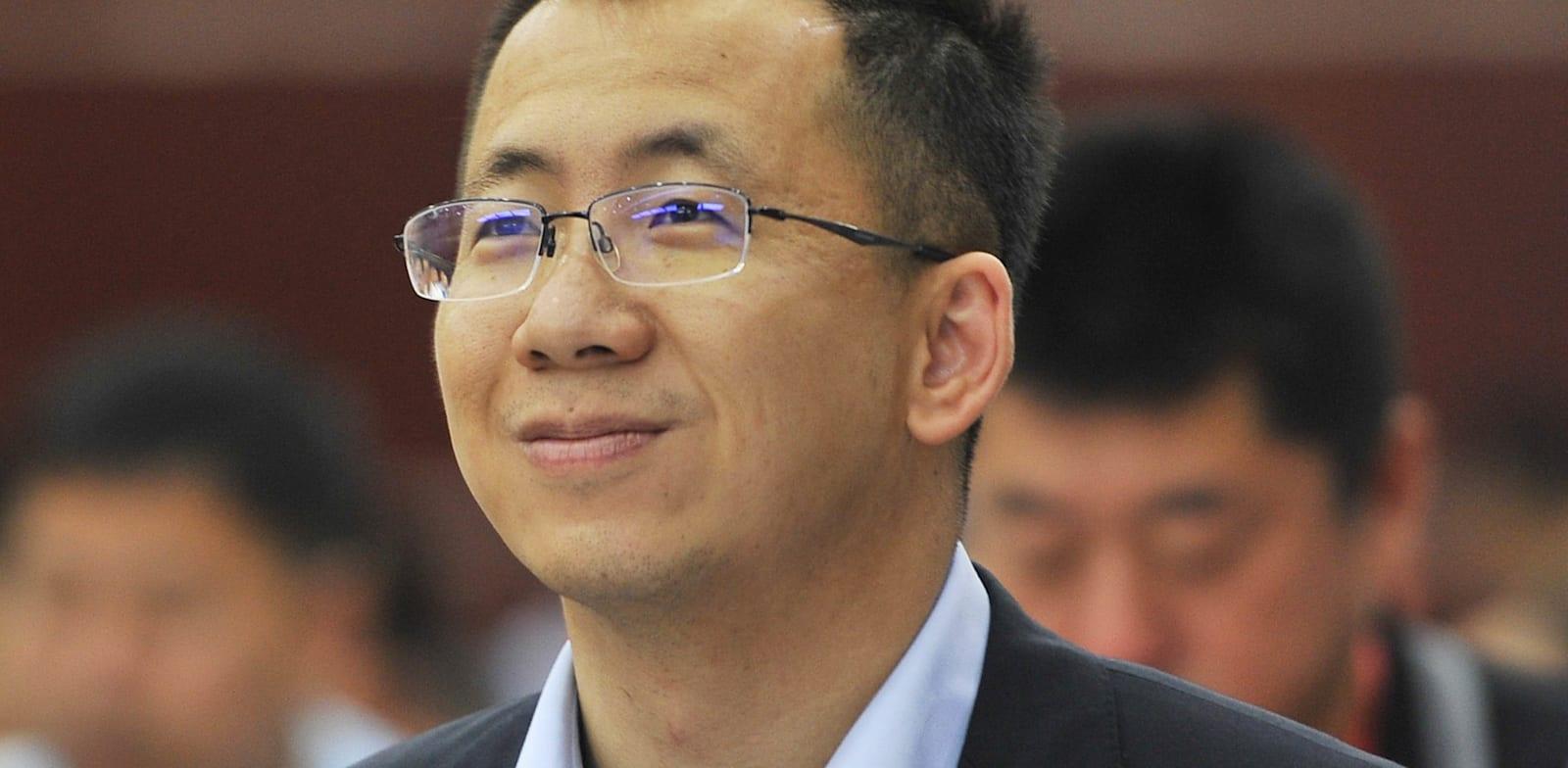 ג'אנג יימינג / צילום: Reuters, Zheng shuai