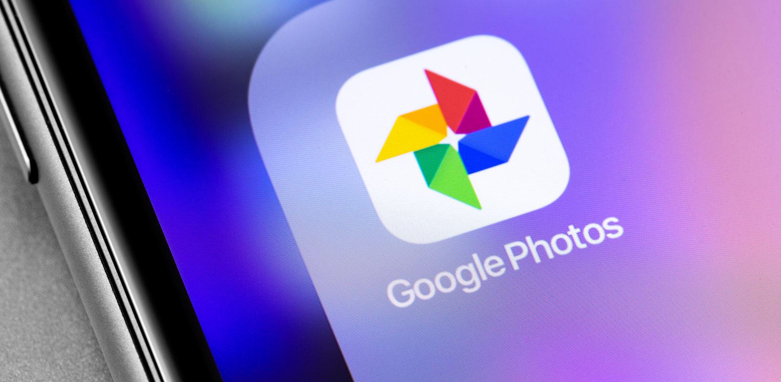 גוגל פוטוס. מדי שבוע מועלים 28 מיליארד תמונות וסרטונים חדשים / צילום: Shutterstock, Primakov
