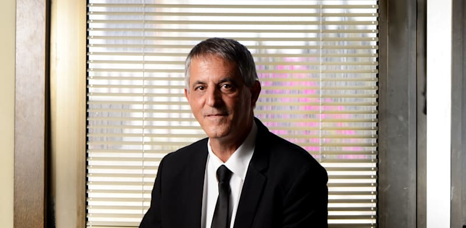 """עו""""ד אבי חימי, ראש לשכת עורכי הדין / צילום: איל יצהר"""