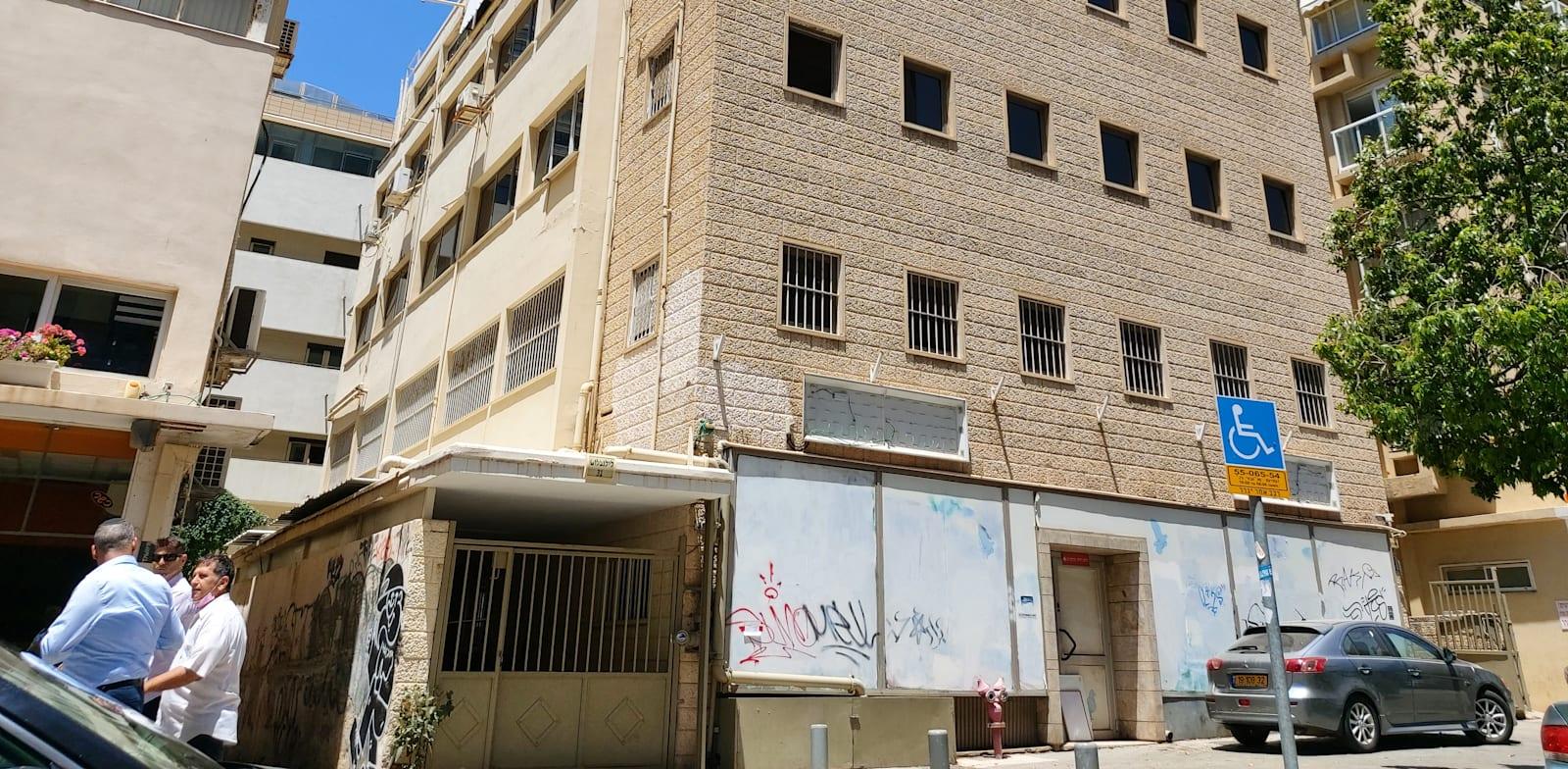 31 Lillienblum Street Photo: Eyal Izhar