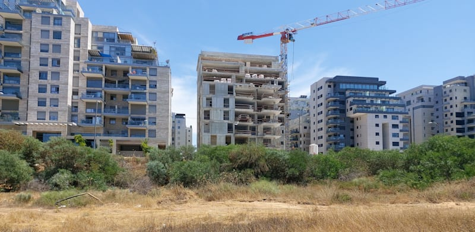 Housing Photo: Eyal Izhar