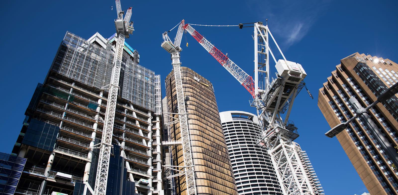 בנייה / צילום: Shutterstock