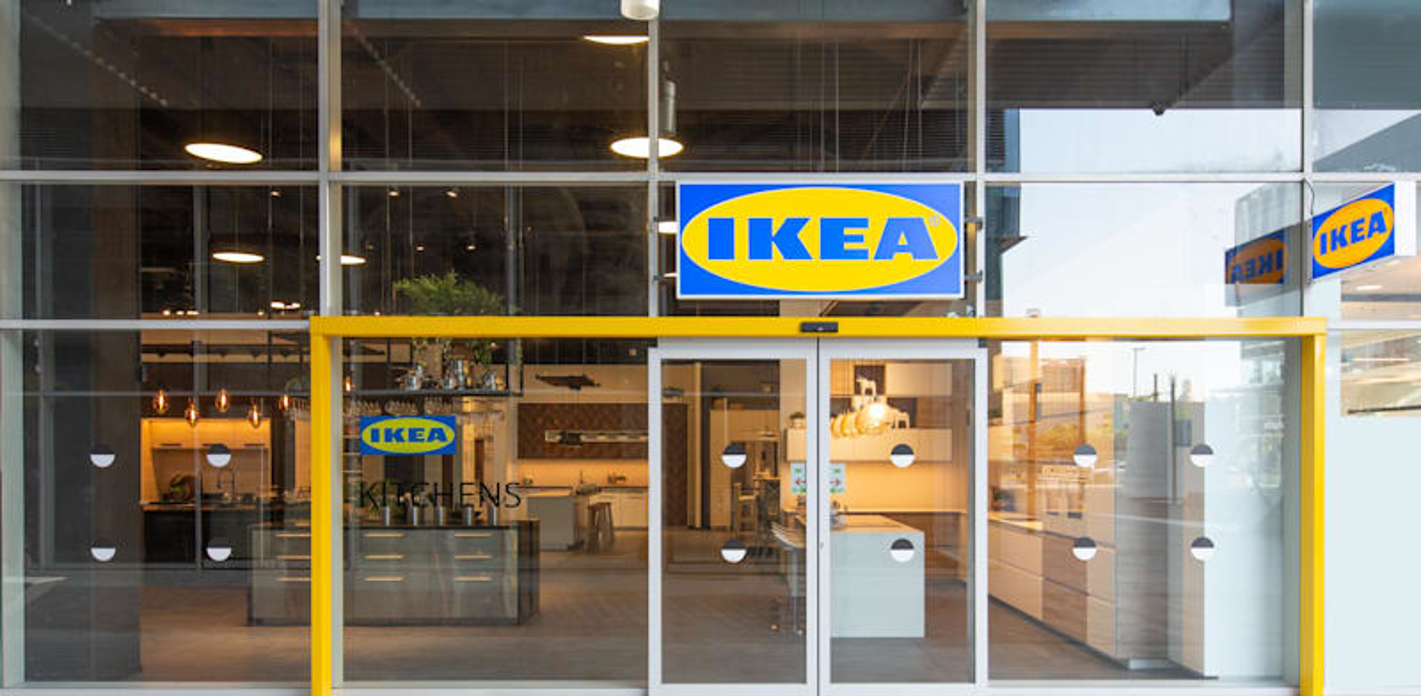 חנות קונספט מטבחים חדשה לאיקאה / צילום: דור נבו
