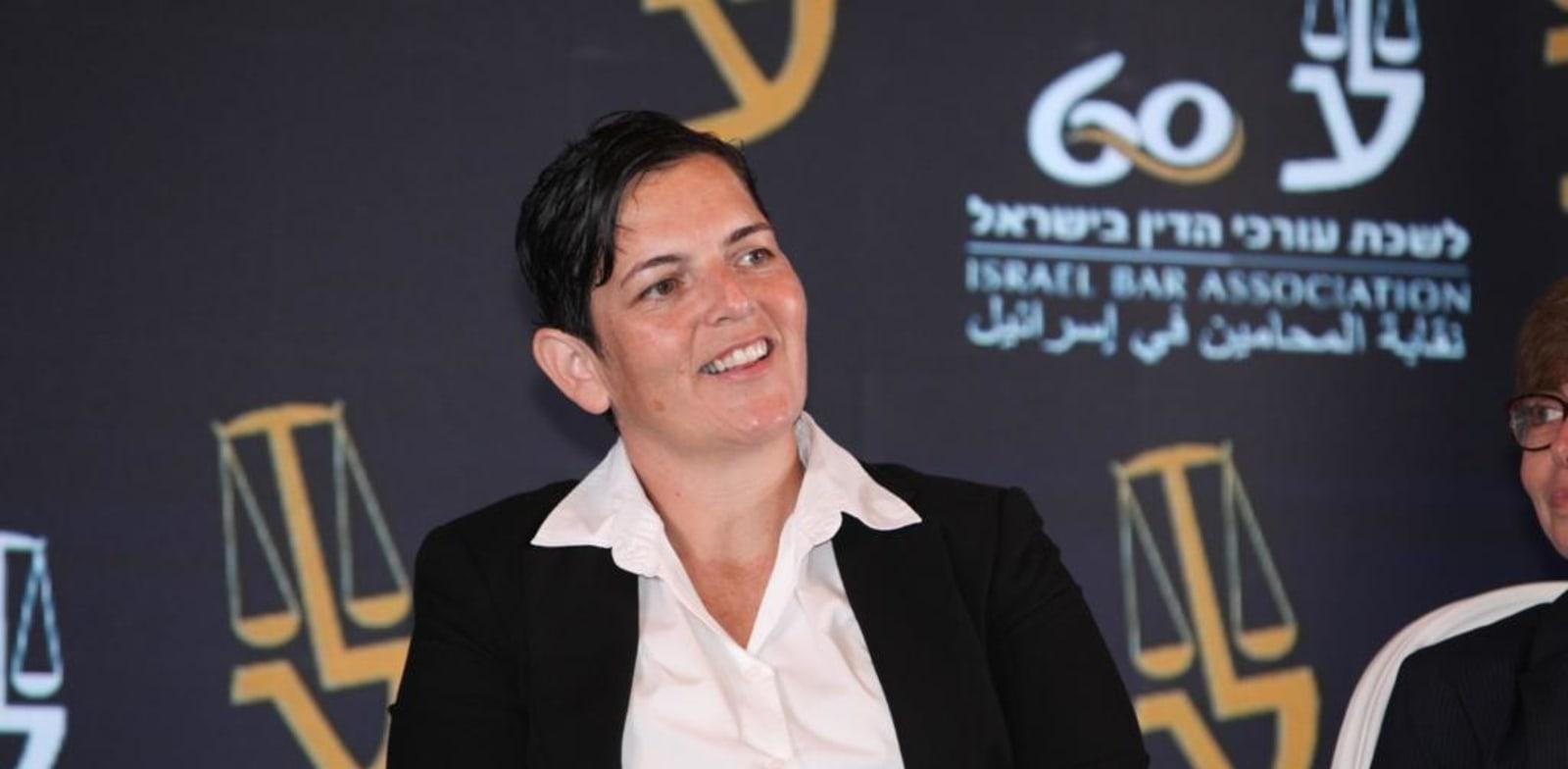 עו״ד סיגל יעקבי, הממונה על חדלות פירעון ושיקום כלכלי / צילום: דוברות לשכת עורכי הדין