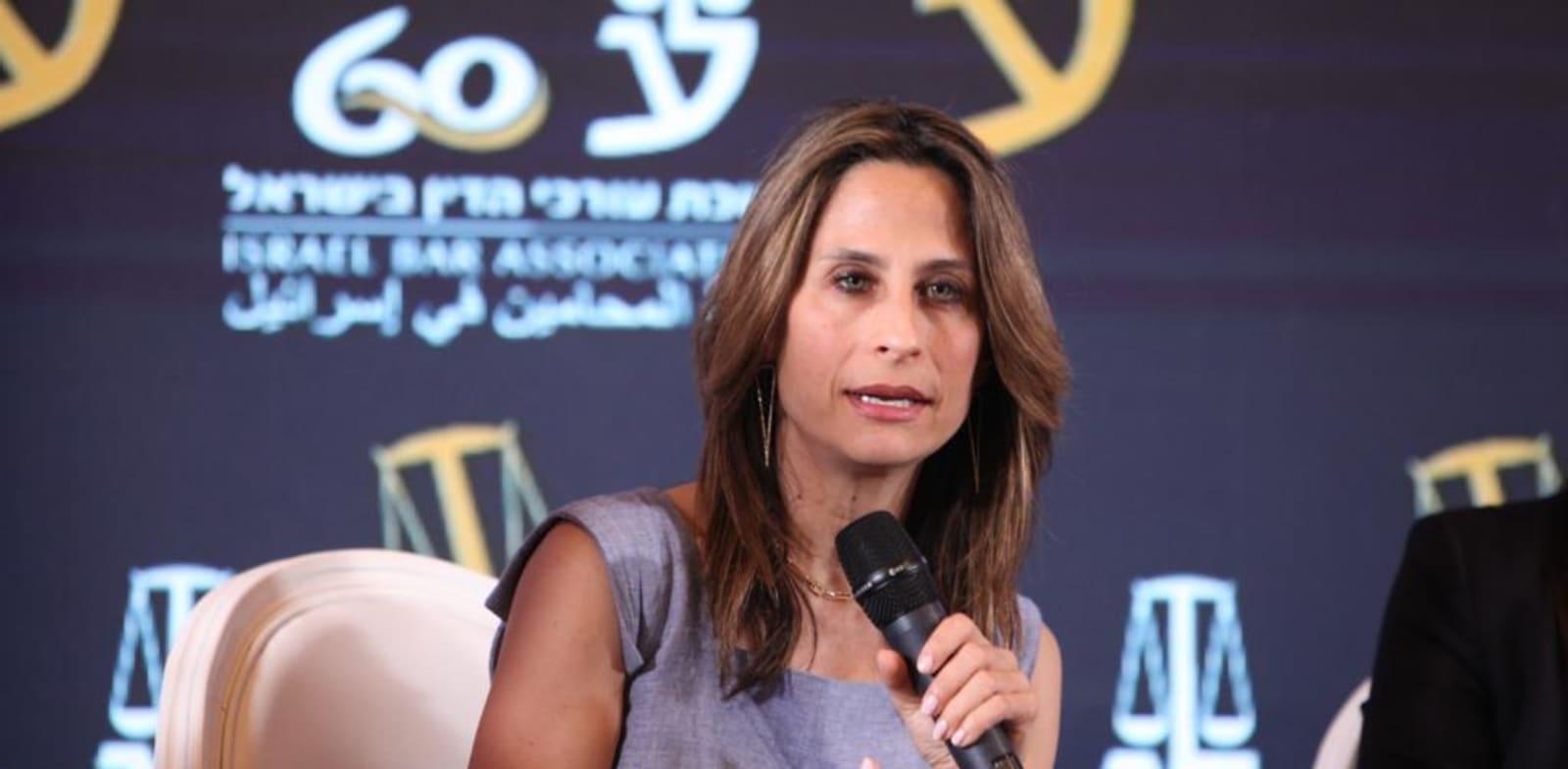 שרת המדע והטכנולוגיה, אורית פרקש-הכהן / צילום: דוברות לשכת עורכי הדין