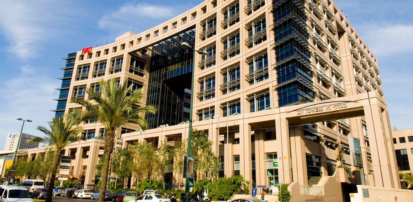 Ziv Tower, Ramat Hahayal Tel Aviv Photo: RAD