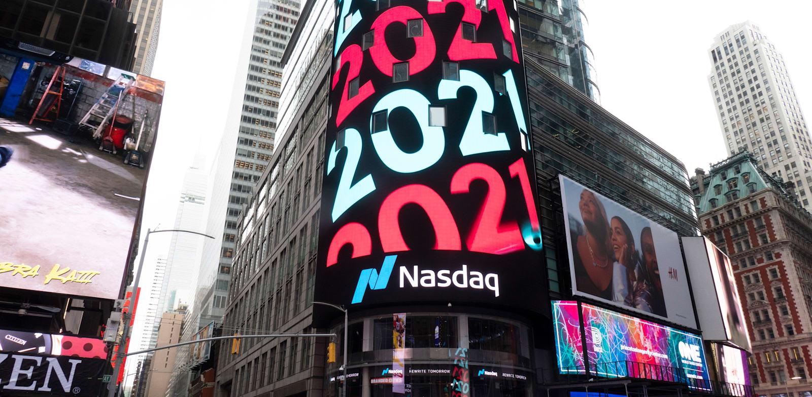 Nasdaq 2021 Photo: Shutterstock