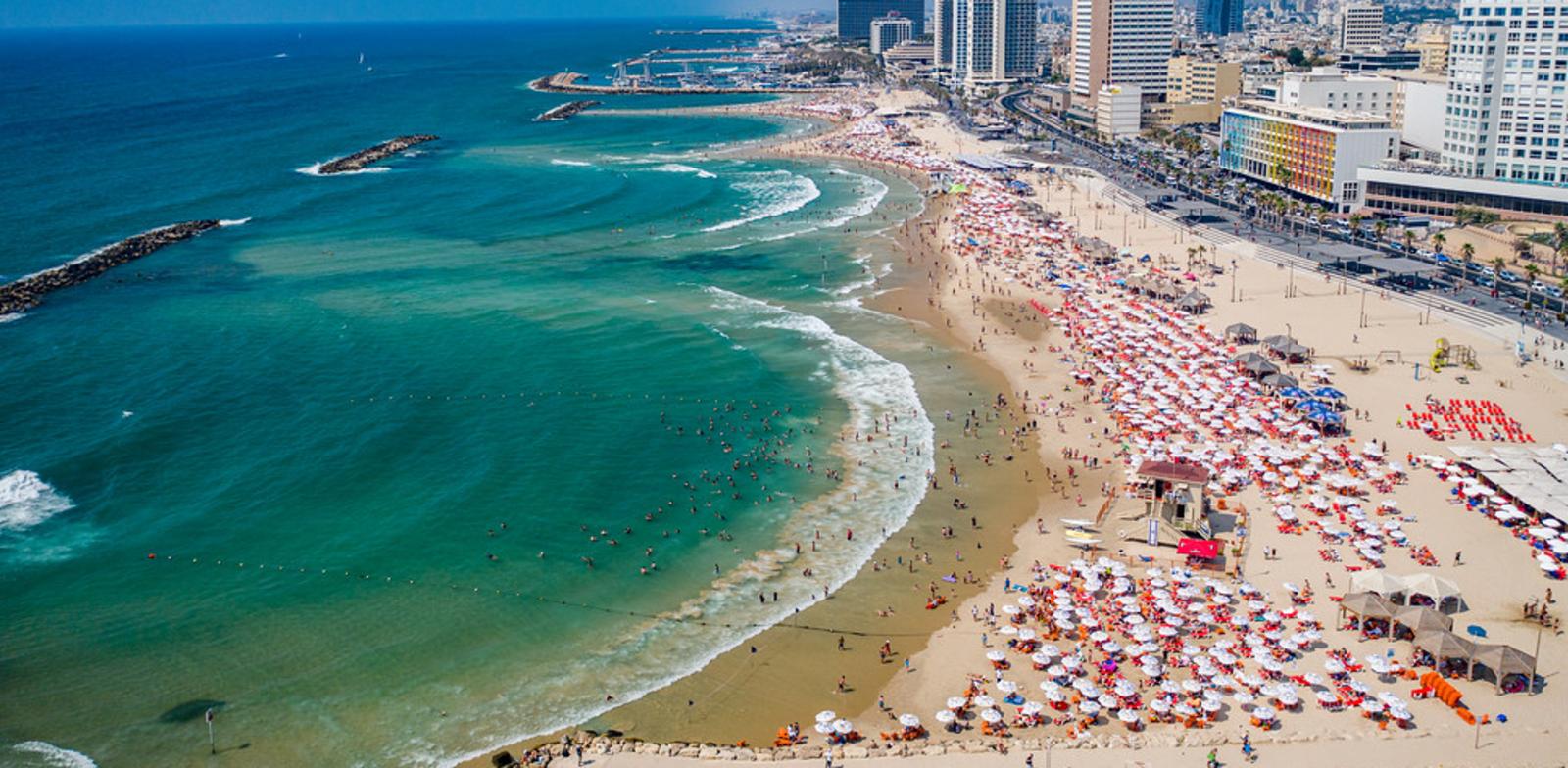תל אביב משוועת לתיירים הישראלים / צילום: ברק ברינקר