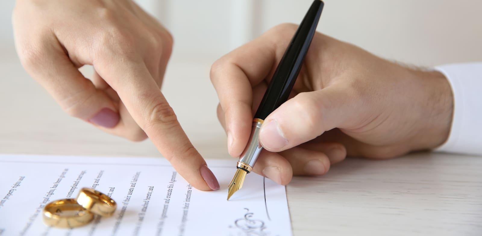 חוק יחסי ממון לא באמת נותן הגנה אמיתית לנכסים חיצוניים