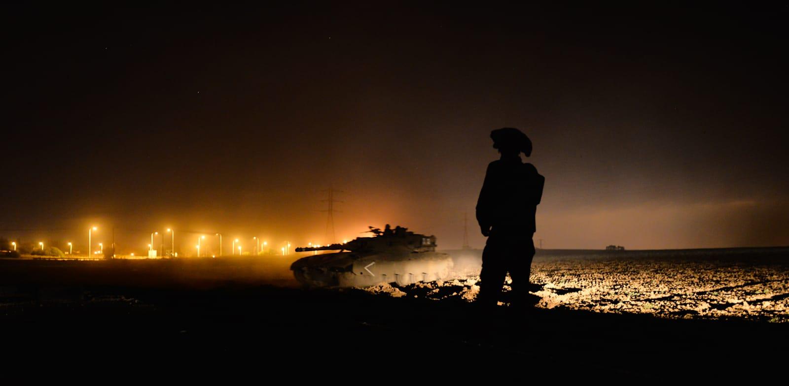 הקצין לא הופעל על ידי גורם זר או עמד בקשר עם גורמים עוינים / צילום: Shutterstock, Ran Zisovitch