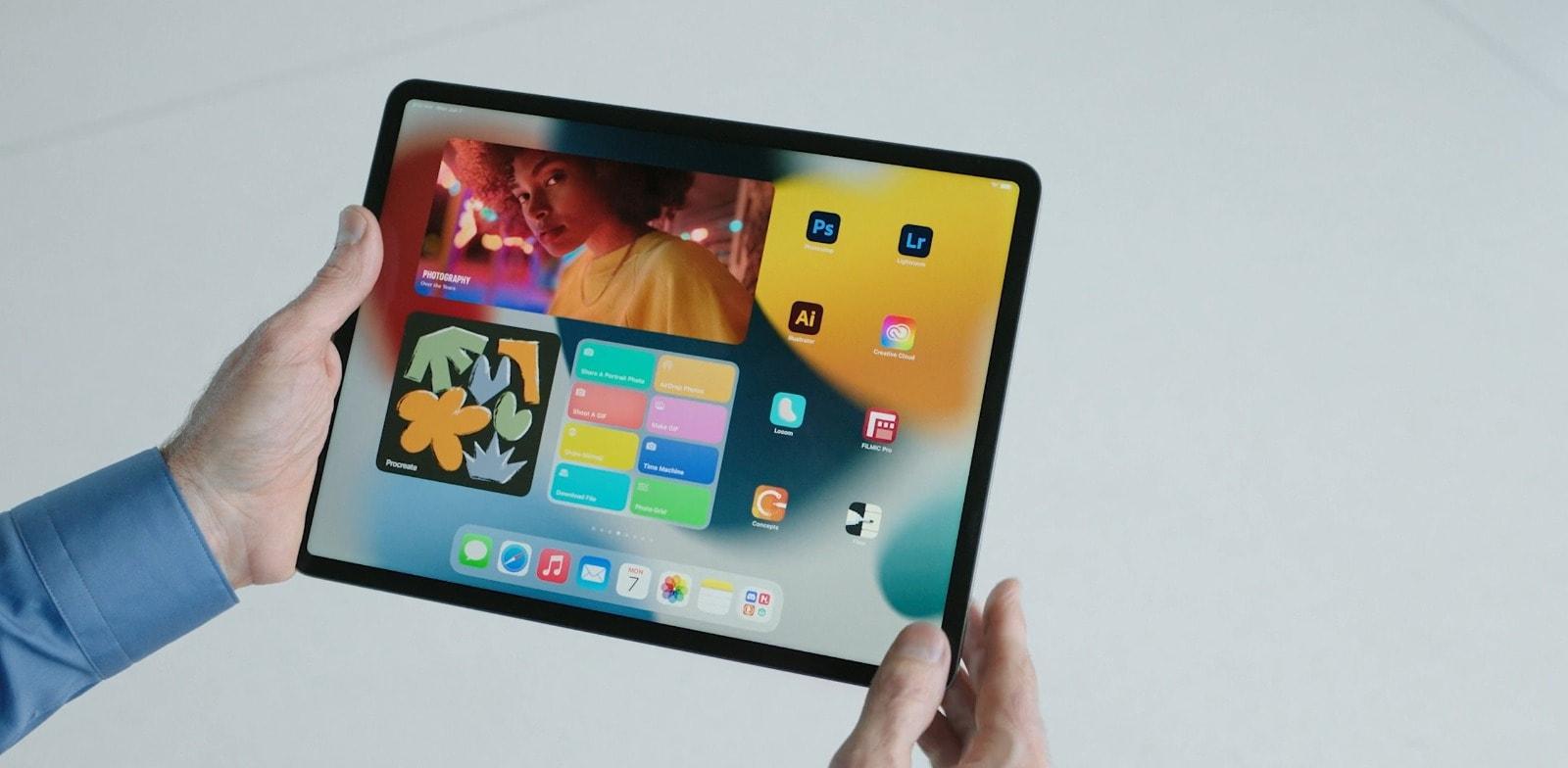 מערכת ההפעלה iPadOS / צילום: אפל