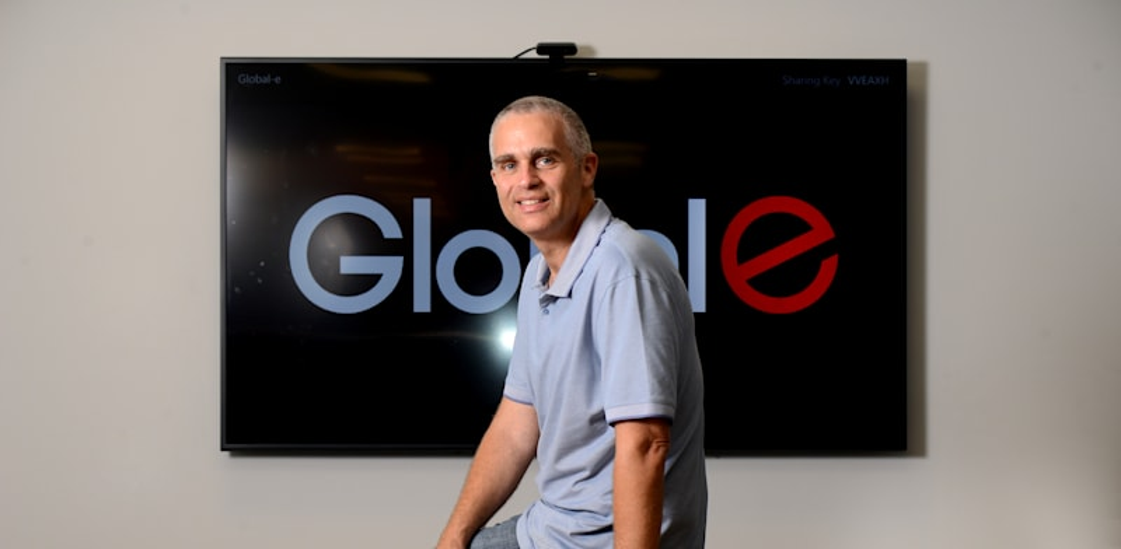 """אמיר שלכט, מנכ""""ל חברת Global-e / צילום: איל יצהר"""