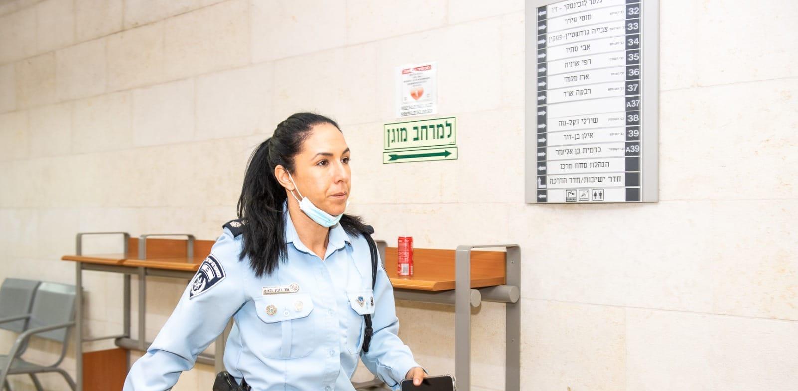 ראש צוות החקירה / צילום: יוסי כהן