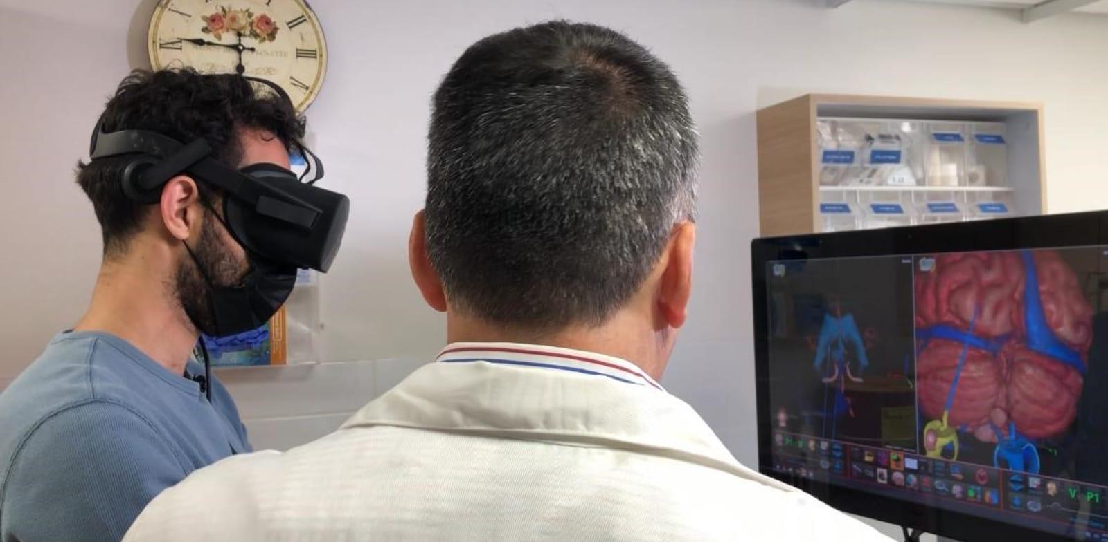 חדשנות בבית חולים שיבא / צילום: דוברות שיבא
