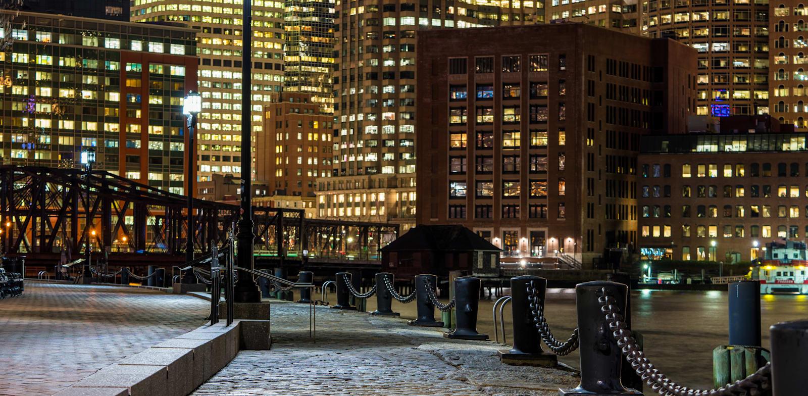 משרדים בבוסטון. 7.2 מיליארד דולר השקעות הון סיכון בחודש מאי / צילום: Shutterstock