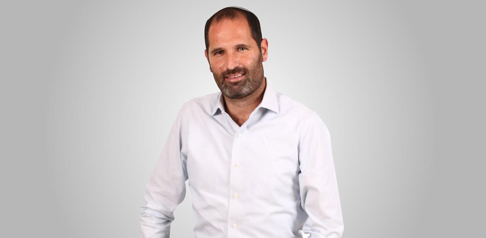 """יאיר הירש, מנכ""""ל משרד הפנים המיועד / צילום: דוברות שרת הפנים"""