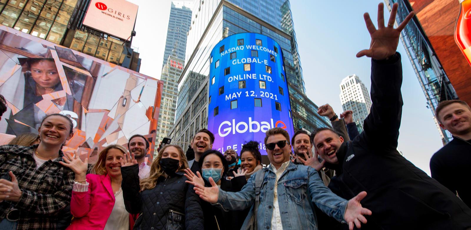 """הנפקת Global E בנסדא""""ק / צילום: ספייס קאט"""