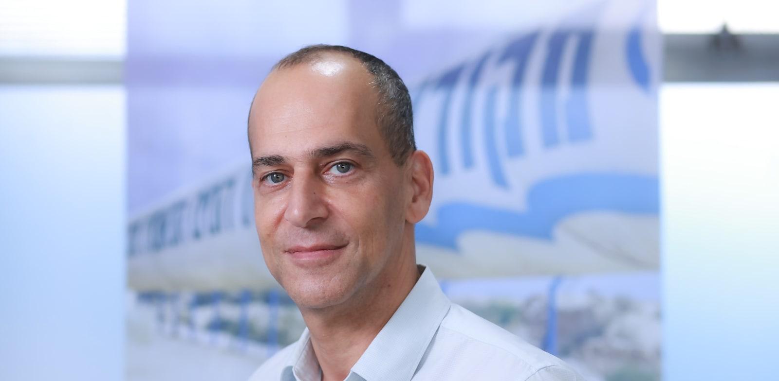 """מנכ""""ל מקורות, אלי כהן / צילום: אוראל כהן"""