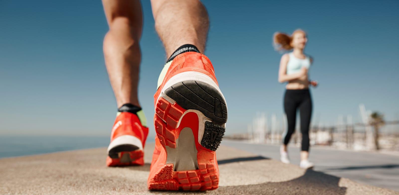 ספירת צעדים היא רק קצה הקרחון / צילום: Shutterstock, WAYHOME studio