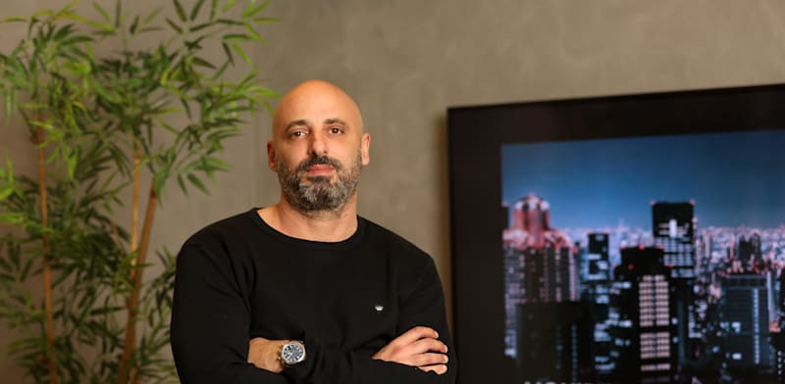 מנכ״ל ומייסד ליקווידיטי רון דניאל / צילום: גבע טלמור