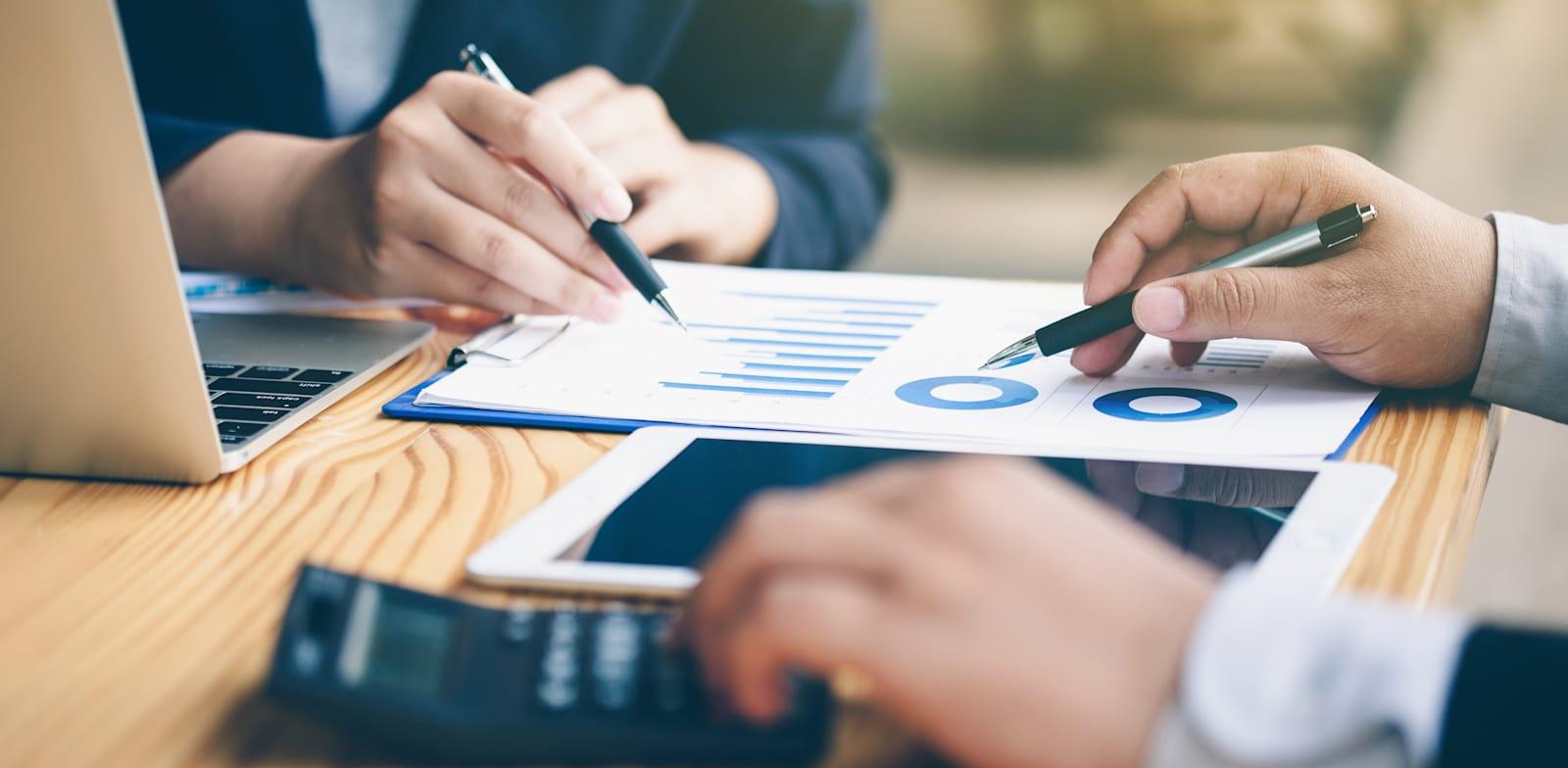 בעידן הענן החשיבה בארגונים פיננסיים משתנית / צילום: Shutterstock