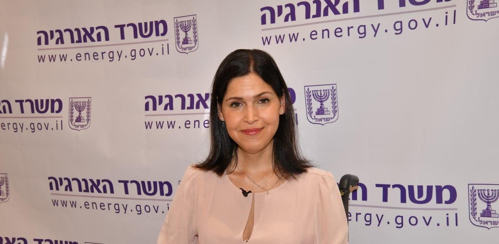 Karin Elharrar Photo: GPO Kobi Amsalem