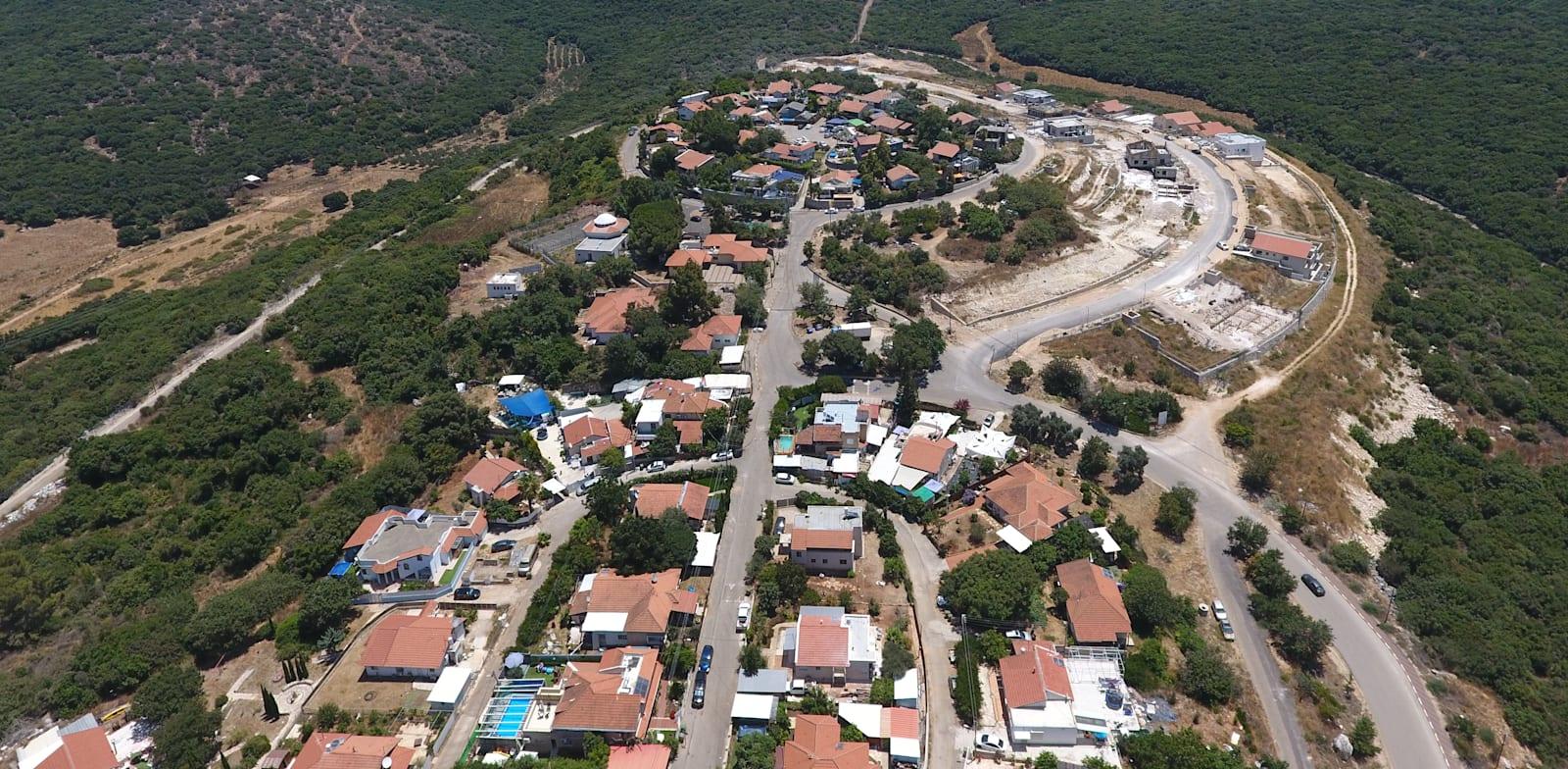 יישוב גרנות הגליל / צילום: Batka-gorets, ויקיפדיה