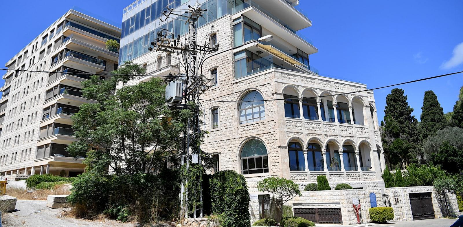 Yefe Nof, Haifa Photo: Paul Orlive