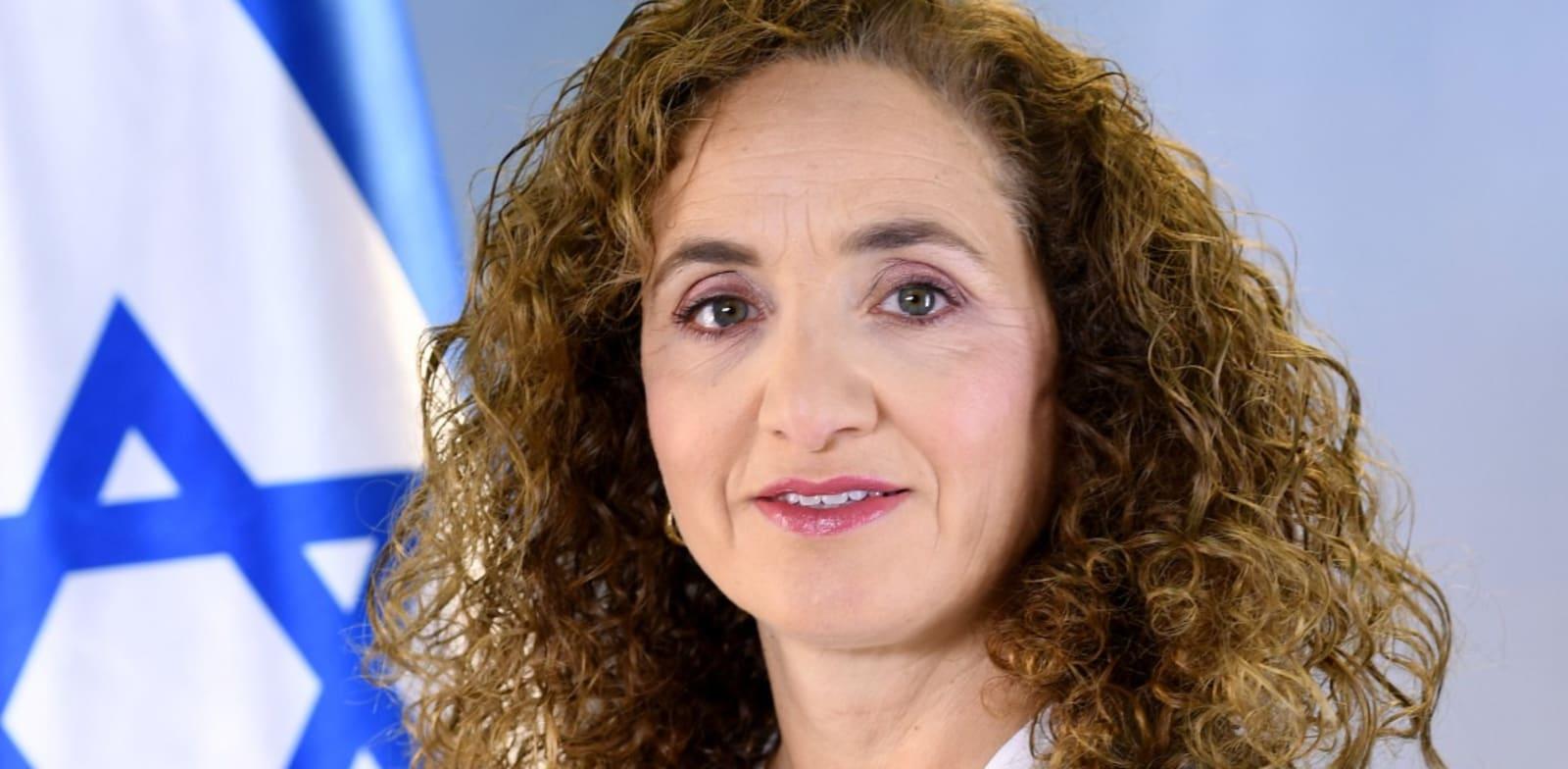 """גלית כהן, המנכ""""לית החדשה של המשרד להגנת הסביבה / צילום: לע""""מ"""