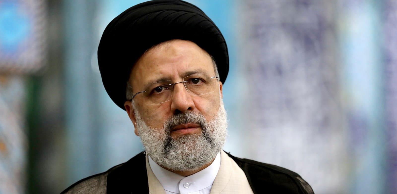 איברהים ראיסי. מסתמן כי ניצח בבחירות באיראן / צילום: Associated Press, Ebrahim Noroozi