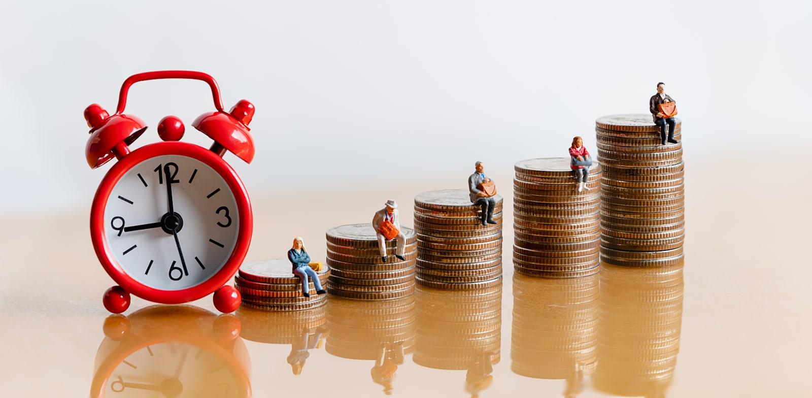 מכיוון שההליך הוא בלתי הפיך, כדאי לתכנן את אופן משיכת הכספים בפרישה בתבונה / צילום: Shutterstock, TimeShops