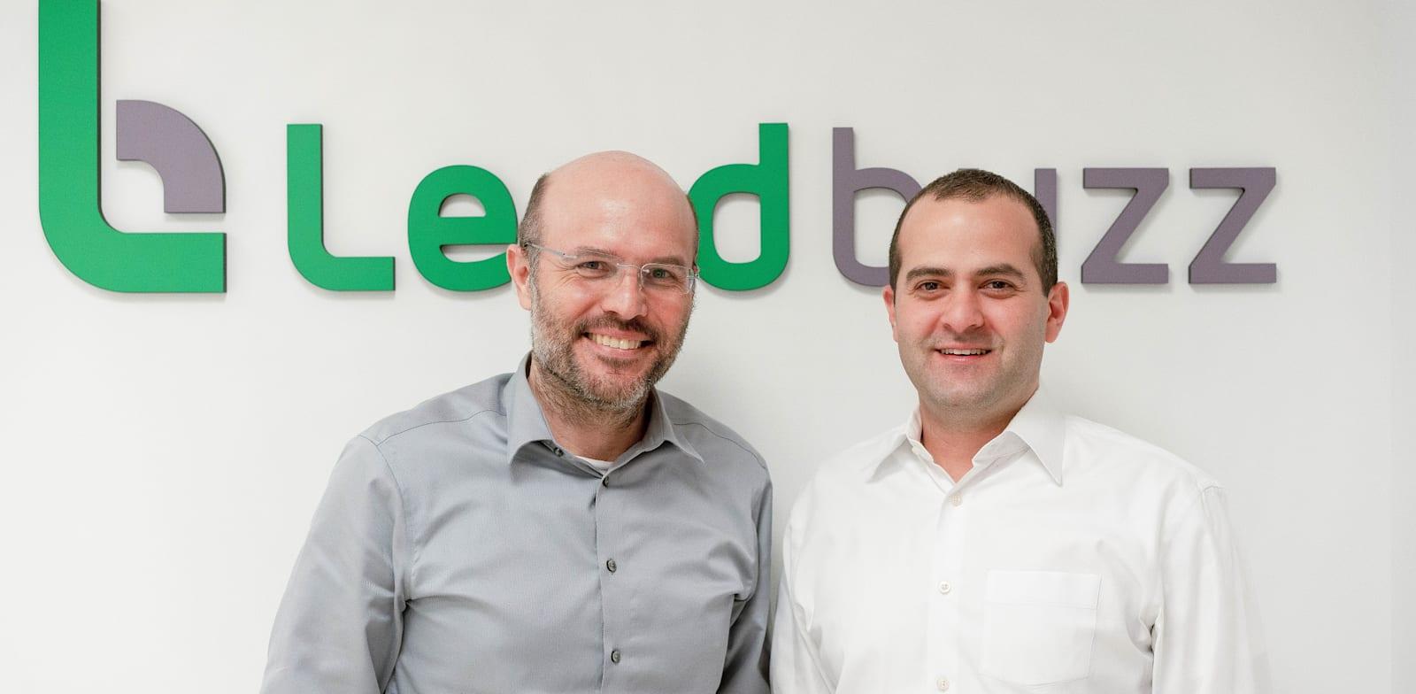 Lendbuzz founders Photo: PR