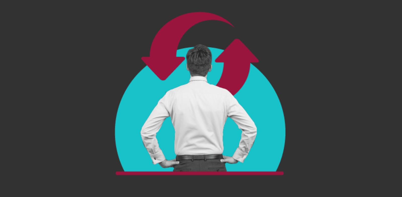 האם אתם מנהלים מבחוץ או מבפנים / צילום: Shutterstock