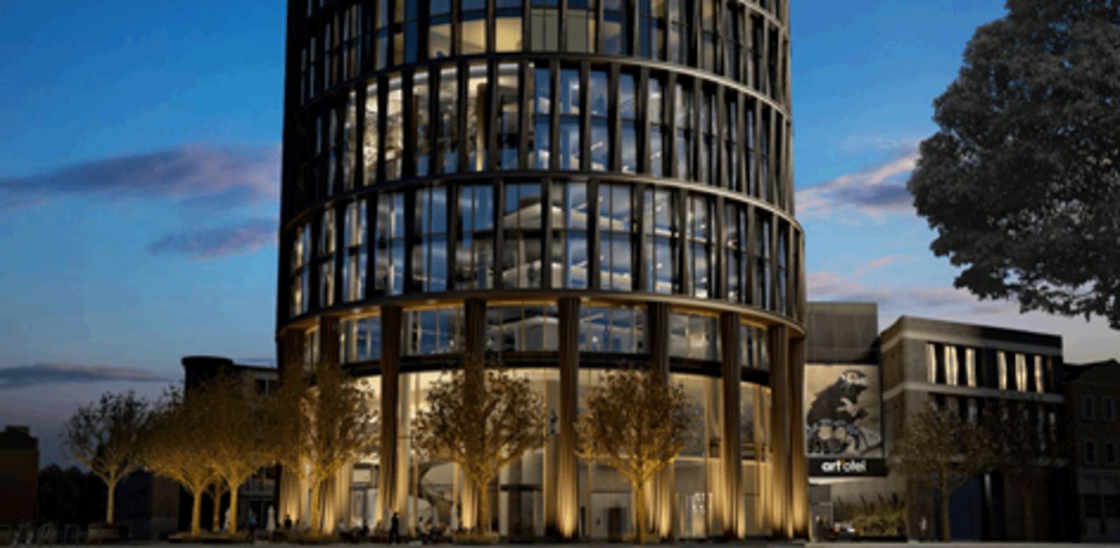 """מלון ארט'וטל בלונדון / צילום: יח""""צ"""