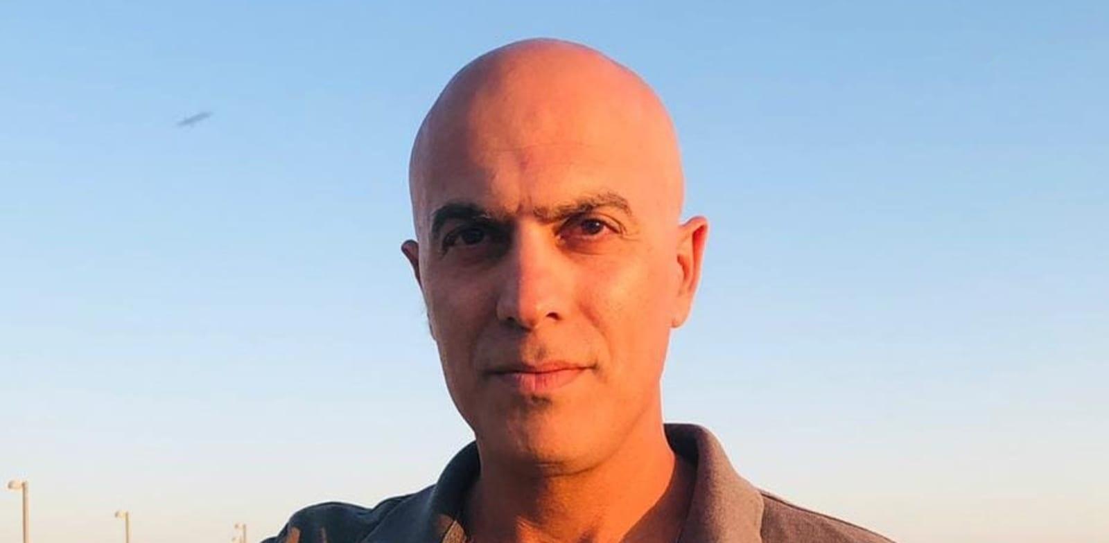 """בועז שר שלום, בעלי """"הרפתקה במדבר"""" / צילום: מאיה שר שלום"""