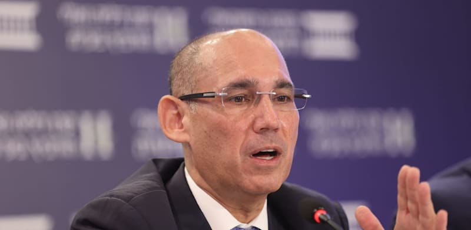 אמיר ירון, נגיד בנק ישראל / צילום: המכון הישראלי לדמוקרטיה