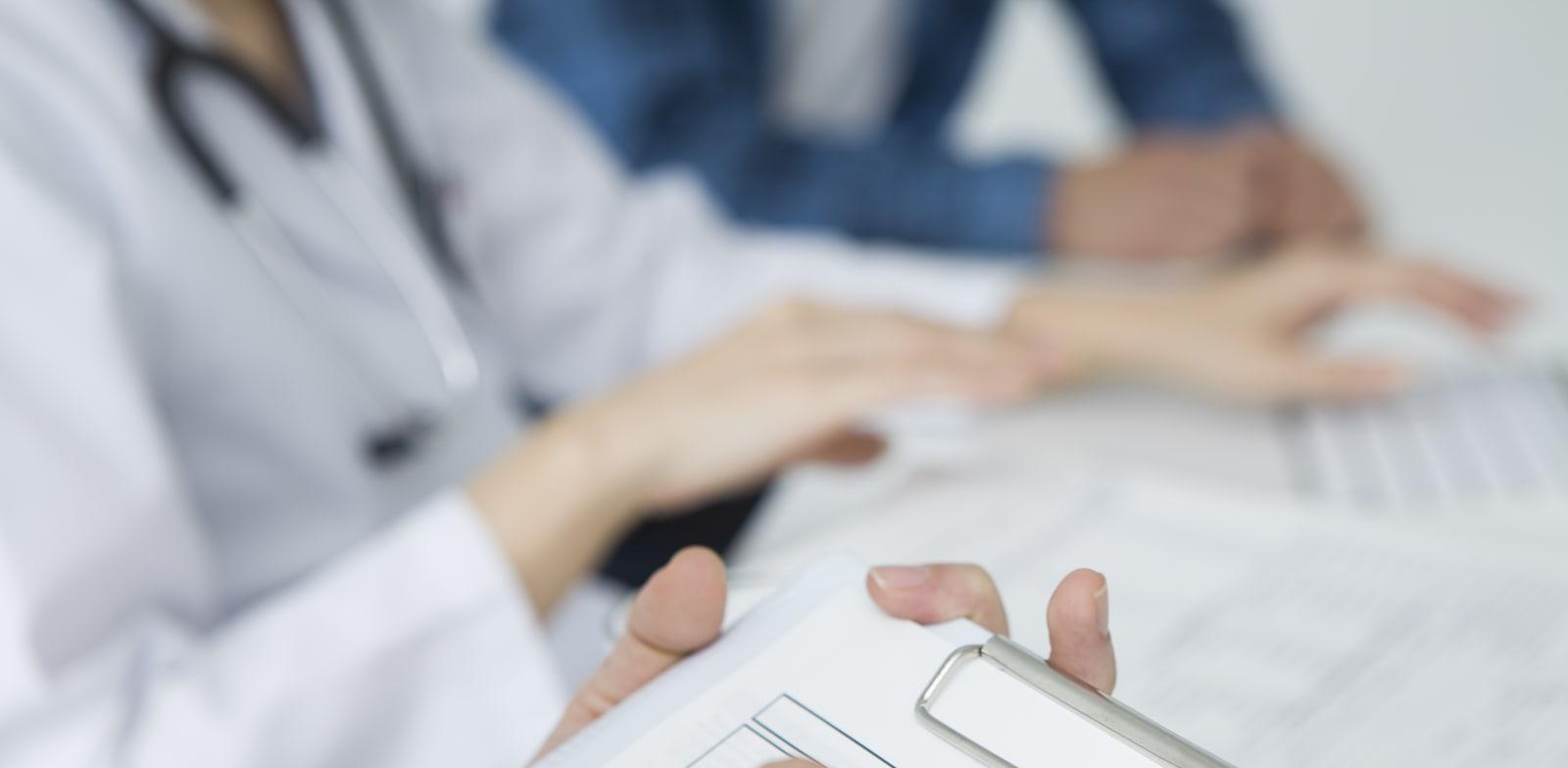 את המידע הרפואי עבור מחקר צריך לדעת איך לאסוף / צילום: Shutterstock