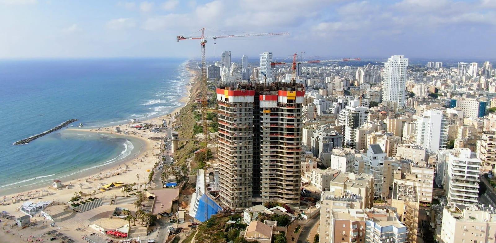 Netanya Photo: Shutterstock