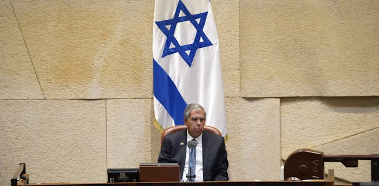 """יו""""ר הכנסת מיקי לוי / צילום: דני שם טוב, דוברות הכנסת"""