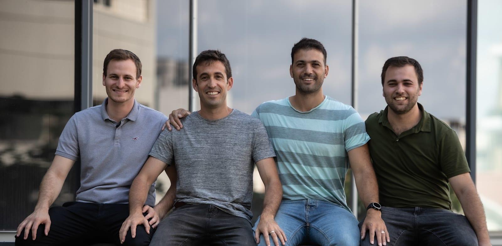 Juno Journey founders Photo: Matan Tzinamon